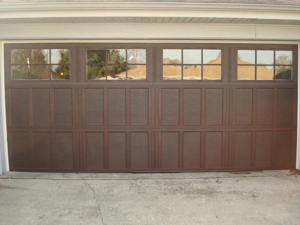 Brown Garage Doors With Windows brown garage door - wageuzi